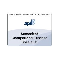 APIL Accredited Occupational Disease Specialist Small