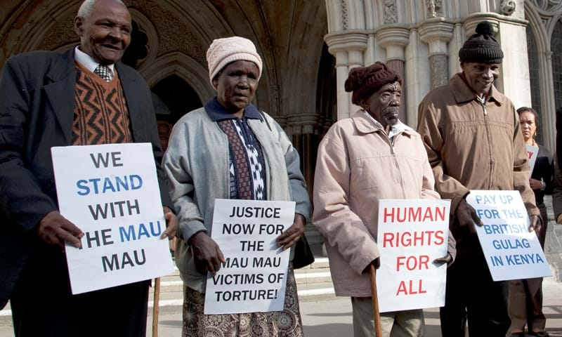 Kenyan clients outside the High Court