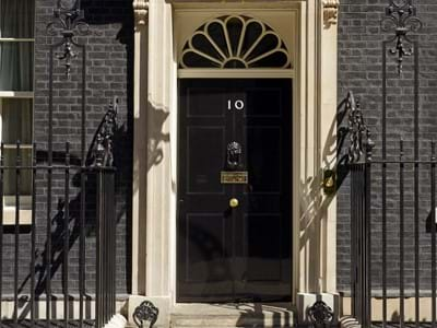 10 Downing Street Getty Stock